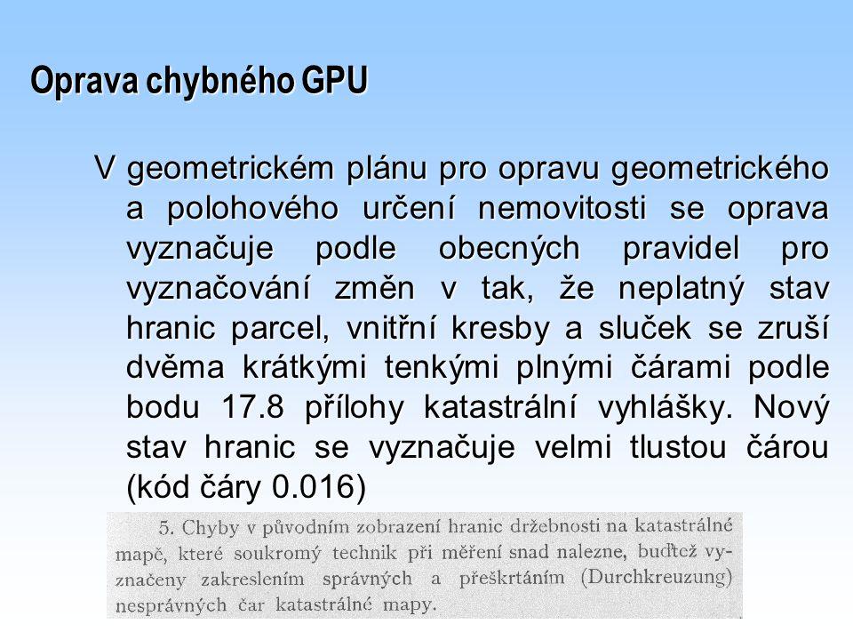 Oprava chybného GPU