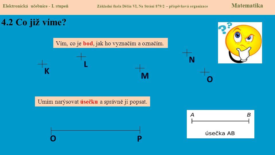 Elektronická učebnice - I