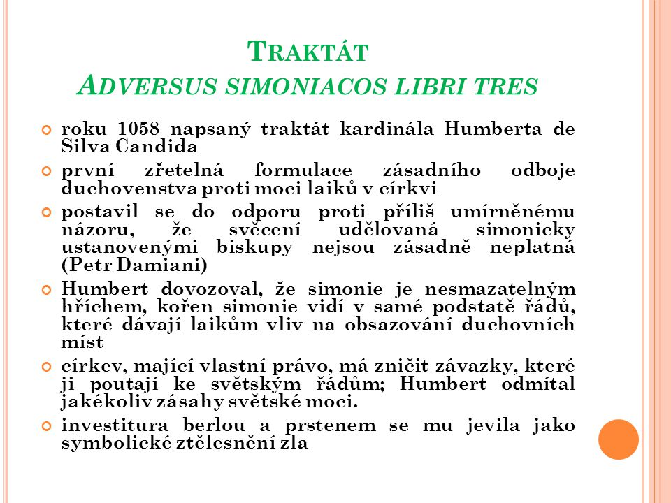 Traktát Adversus simoniacos libri tres