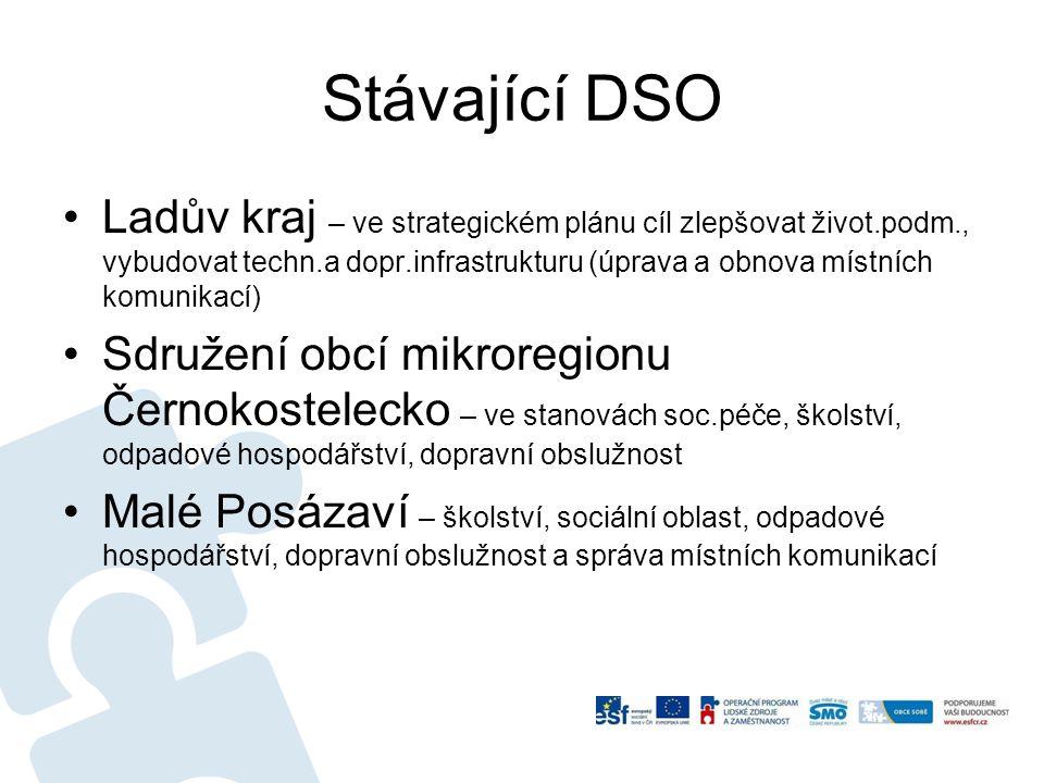 Stávající DSO