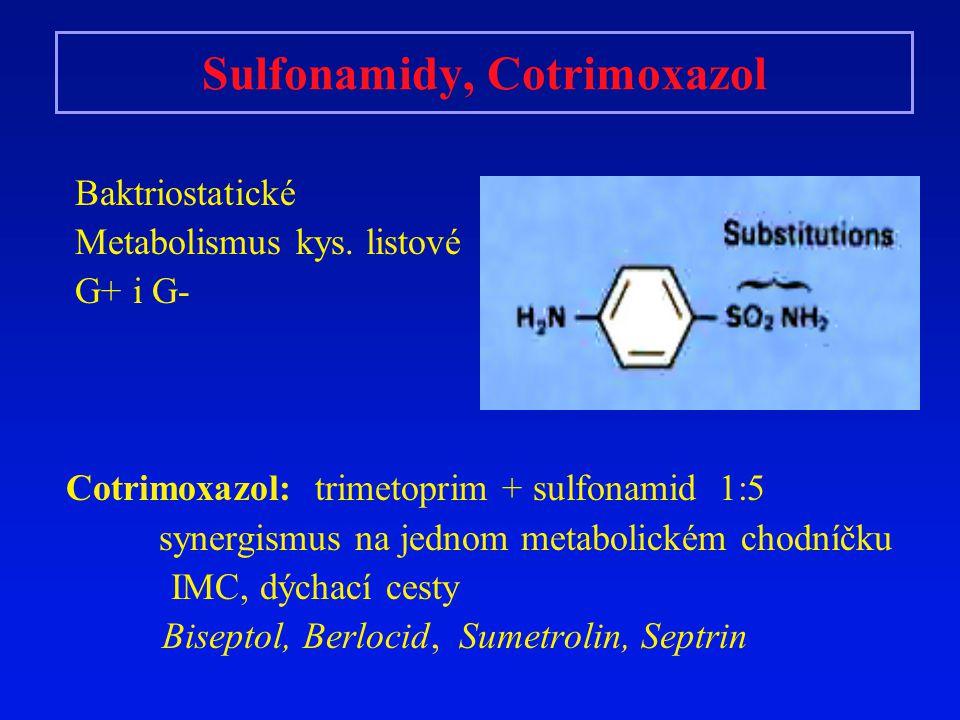 Sulfonamidy, Cotrimoxazol