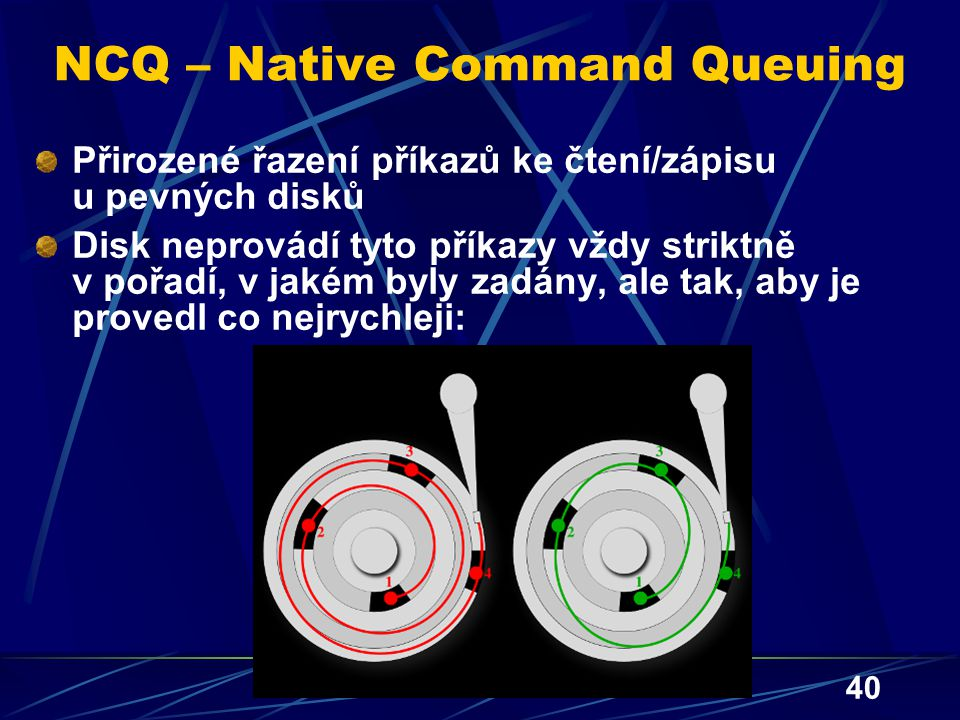 NCQ – Native Command Queuing