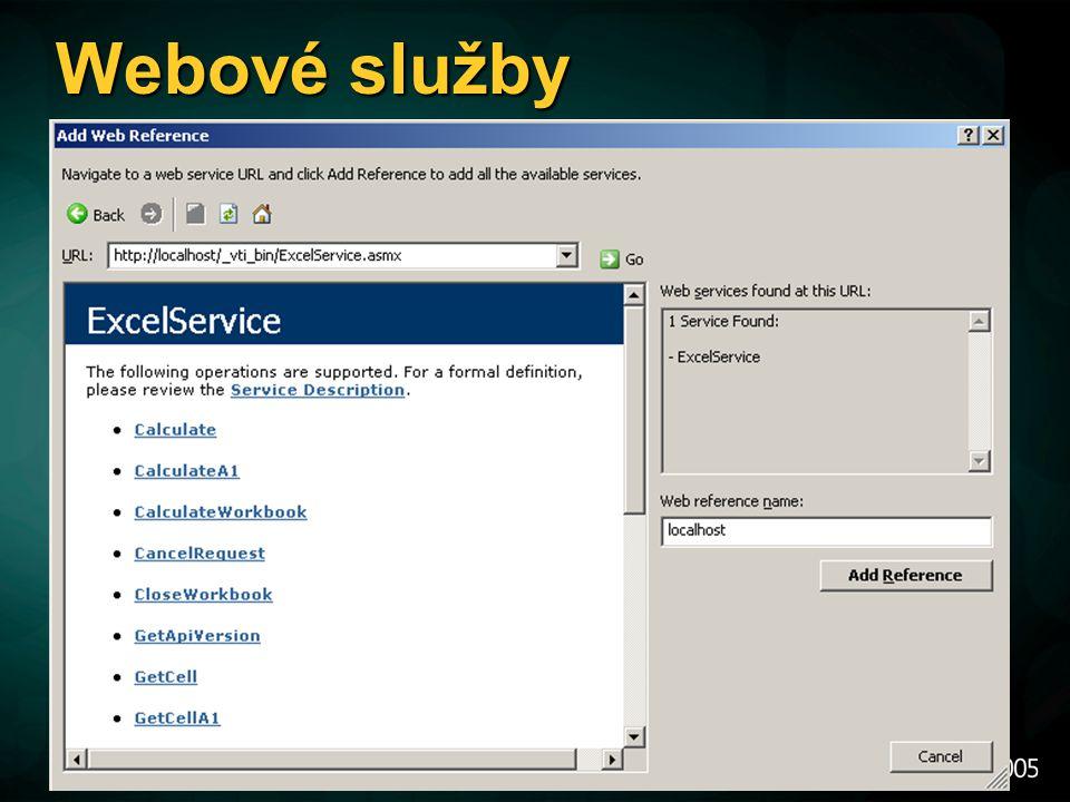 Webové služby