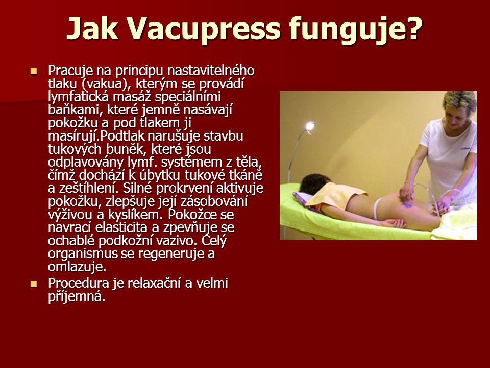 Jak Vacupress funguje