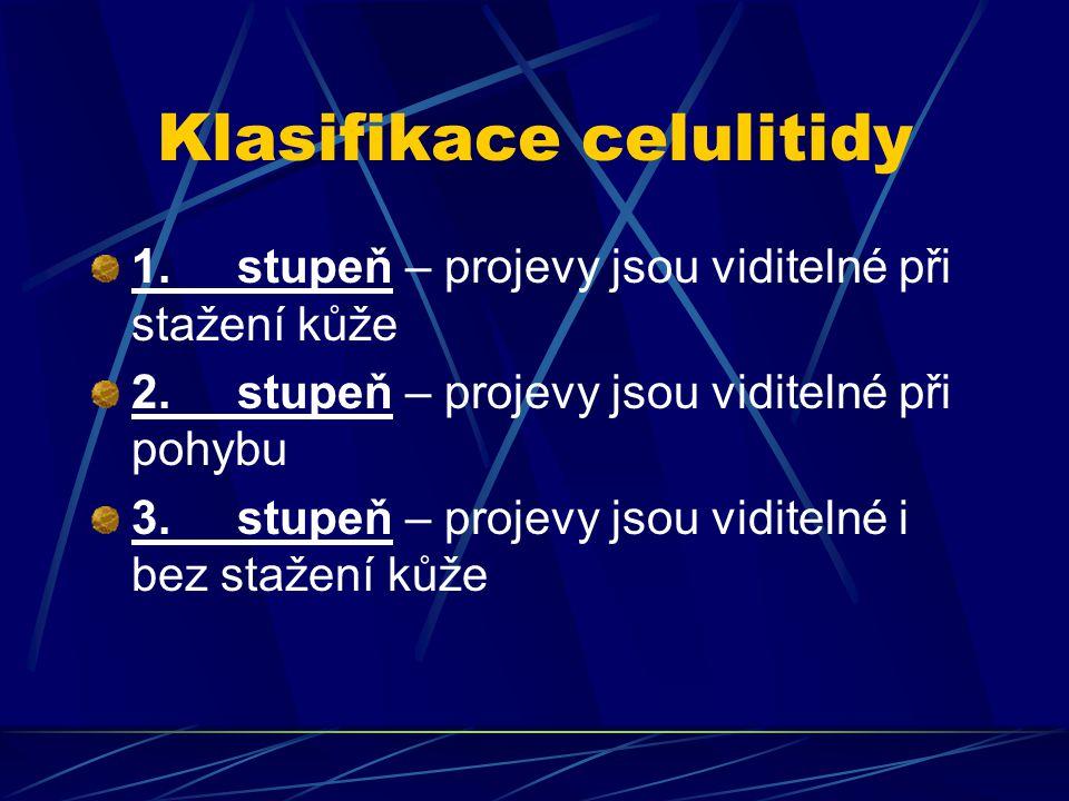 Klasifikace celulitidy