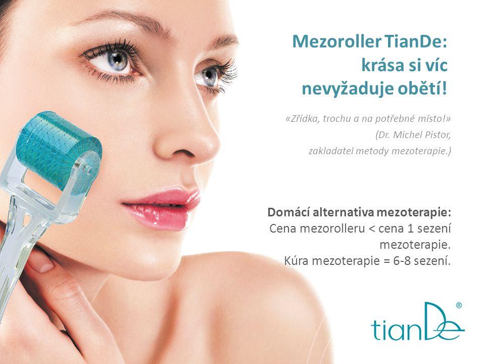 Mezoroller TianDe: krása si víc nevyžaduje obětí!