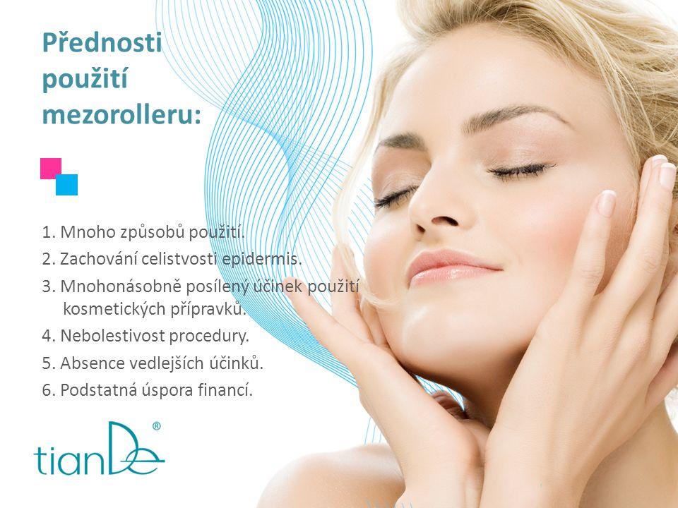 Přednosti použití mezorolleru: