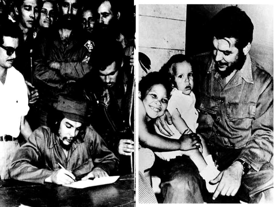 Do čela nové revoluční vlády byl postaven Fidel Castro, který s Che Guevarou a Camilem Cienfuegosem tvořili nejvyšší triumvirát kubánské revoluce.