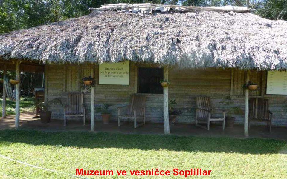 Muzeum ve vesničce Soplillar