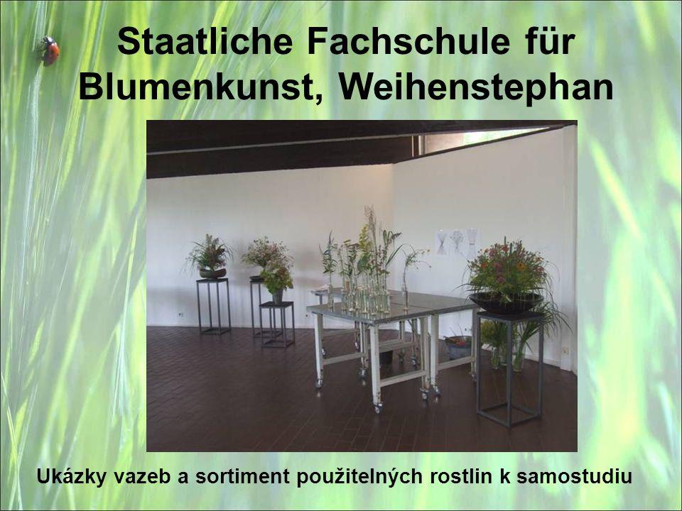 Staatliche Fachschule für Blumenkunst, Weihenstephan