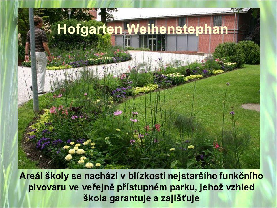 Hofgarten Weihenstephan