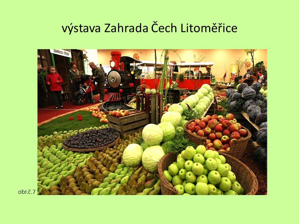 výstava Zahrada Čech Litoměřice
