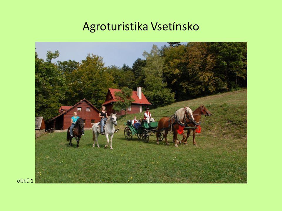 Agroturistika Vsetínsko