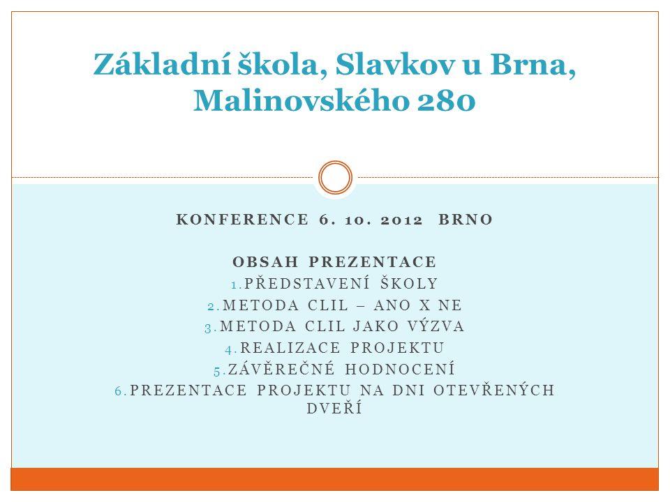 Základní škola, Slavkov u Brna, Malinovského 280
