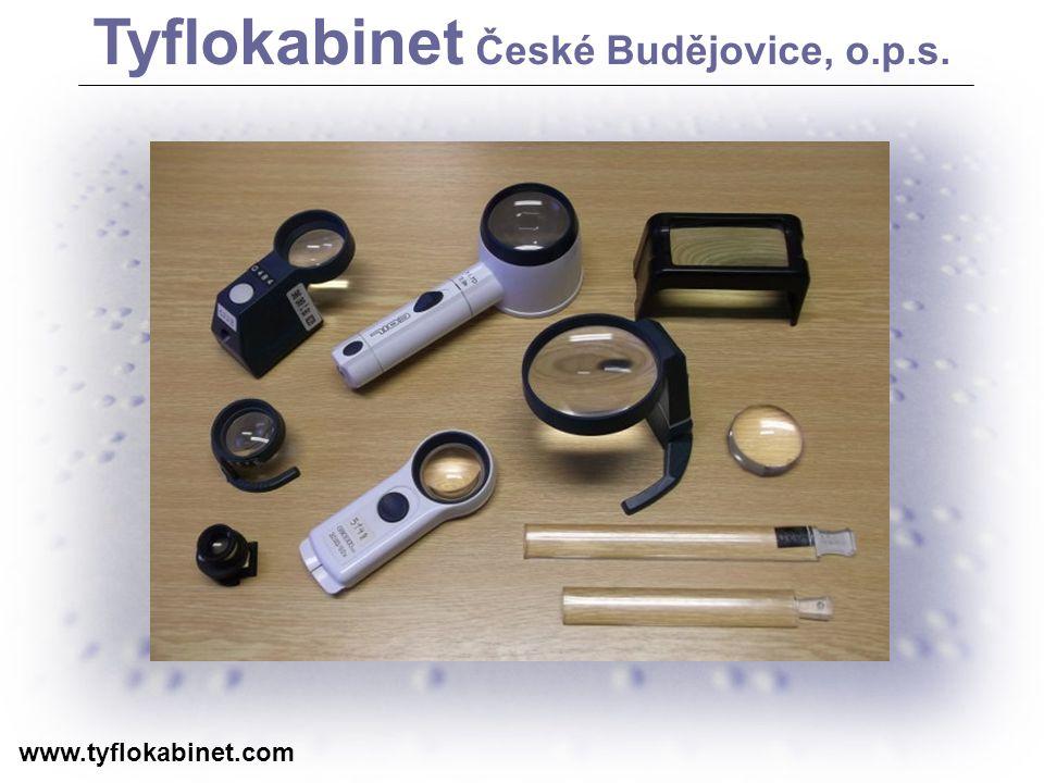 Tyflokabinet České Budějovice, o.p.s.