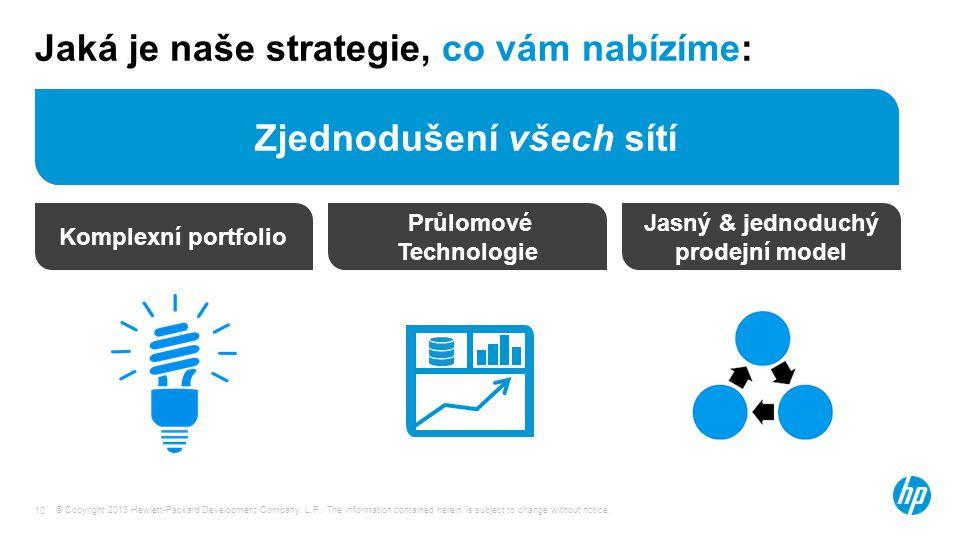Jaká je naše strategie, co vám nabízíme: