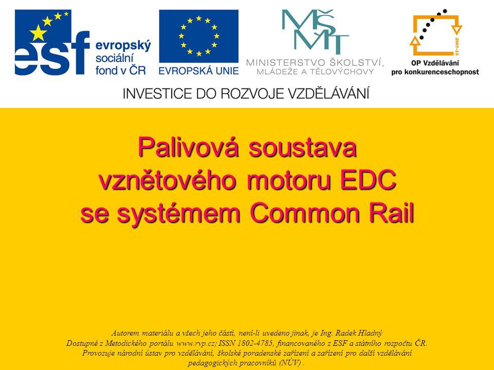 se systémem Common Rail