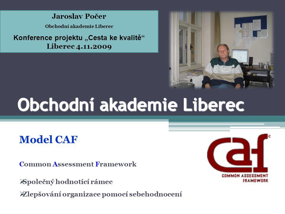Obchodní akademie Liberec