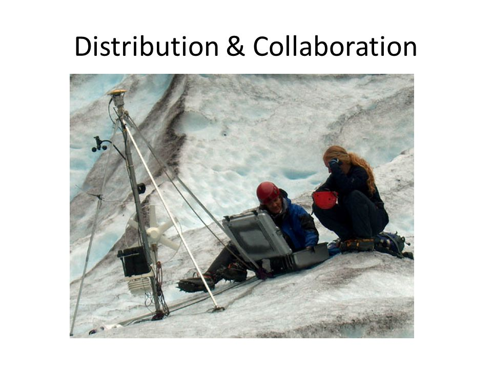 Distribution & Collaboration