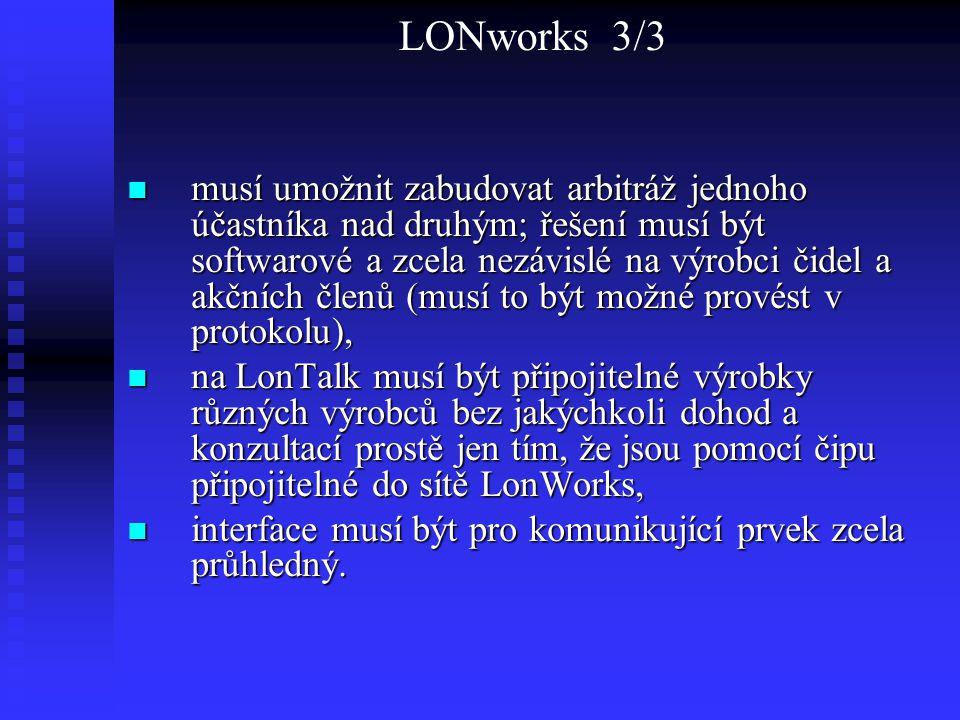 LONworks 3/3