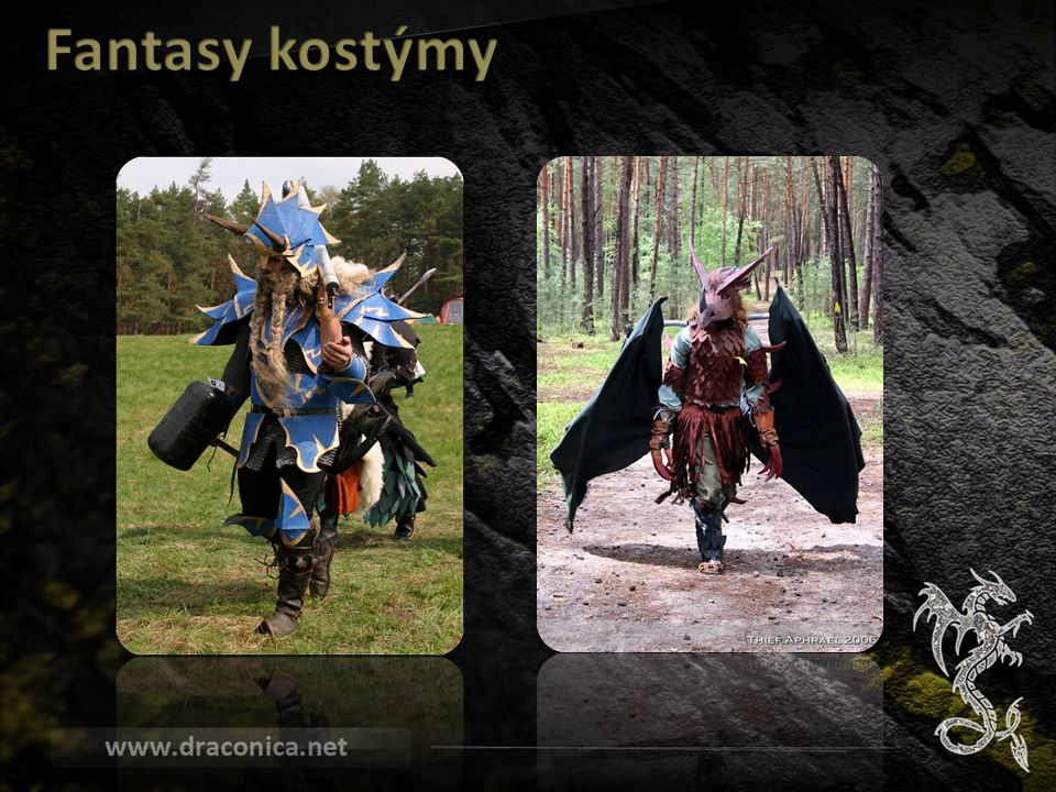 Fantasy kostýmy