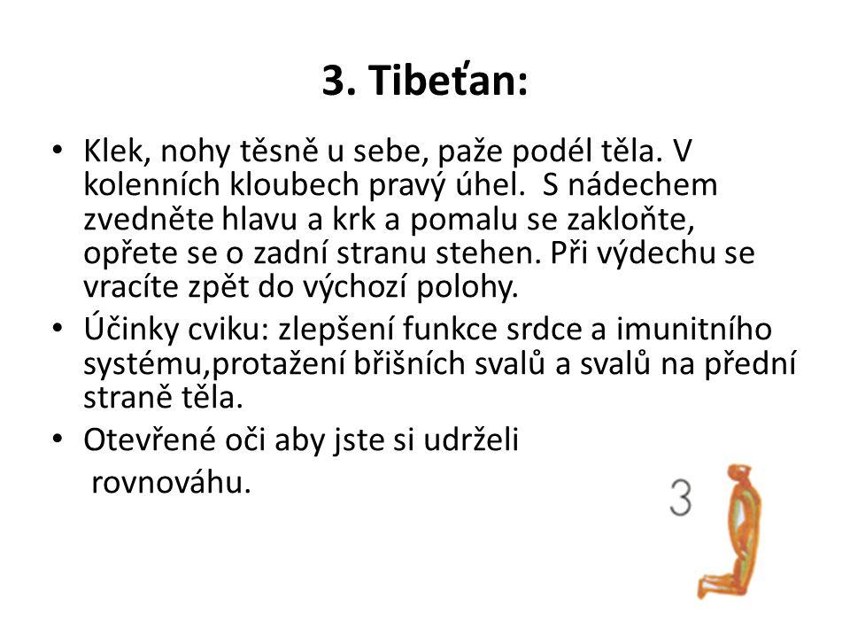 3. Tibeťan: