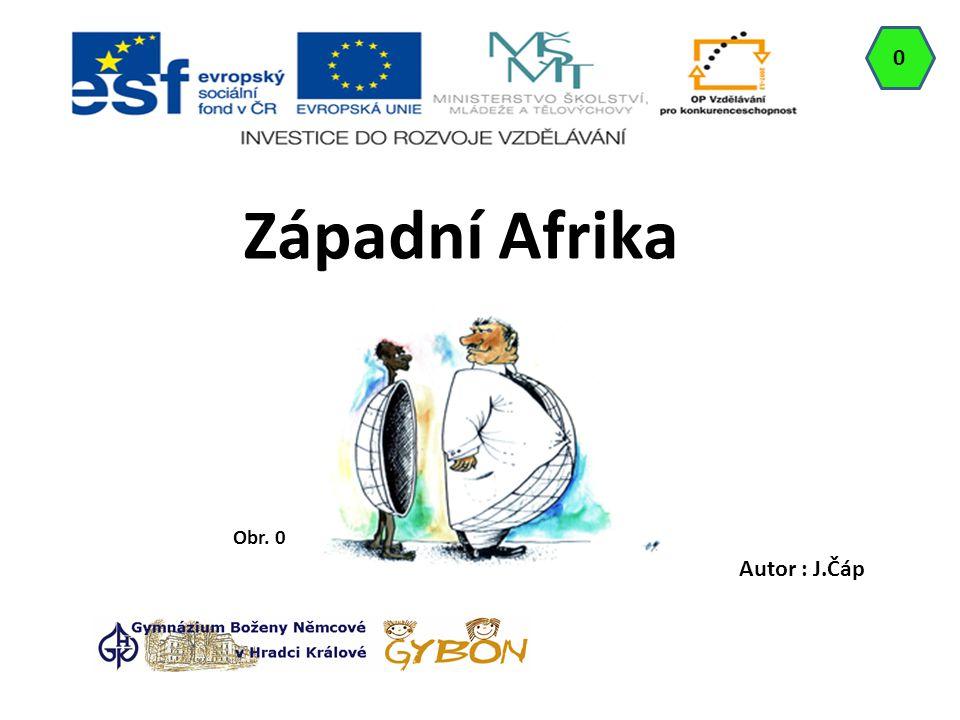 Západní Afrika Obr. 0 Autor : J.Čáp
