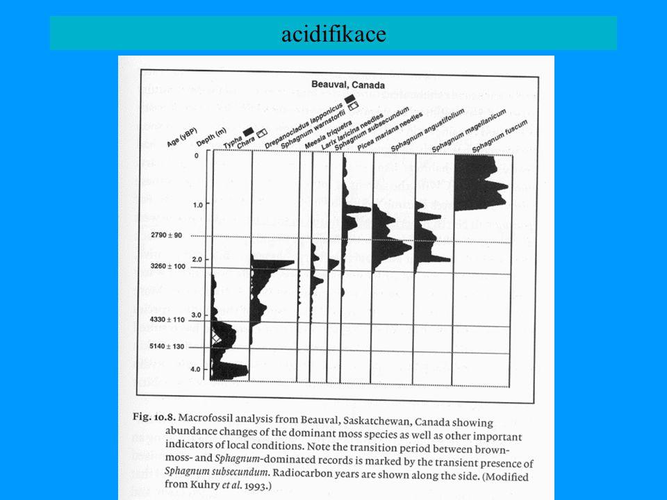 acidifikace