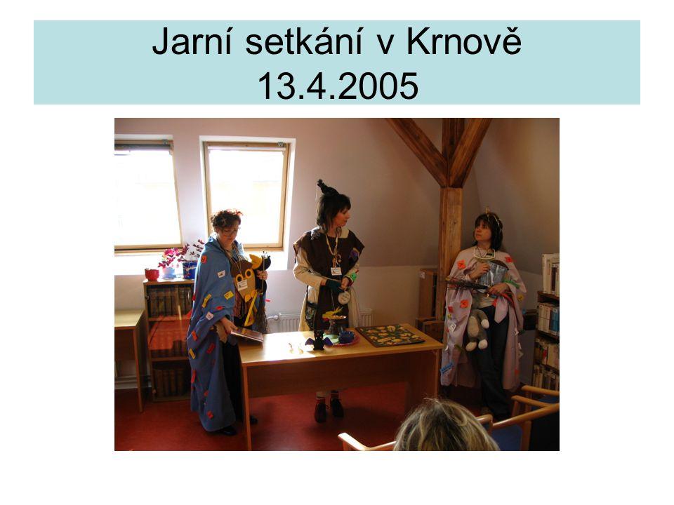 Jarní setkání v Krnově 13.4.2005