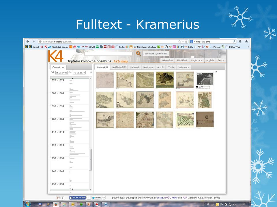 Fulltext - Kramerius