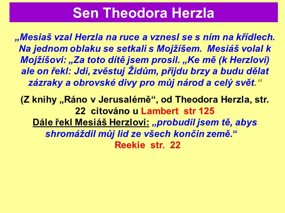 Sen Theodora Herzla