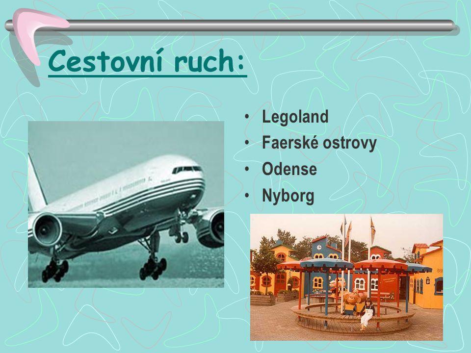 Cestovní ruch: Legoland Faerské ostrovy Odense Nyborg
