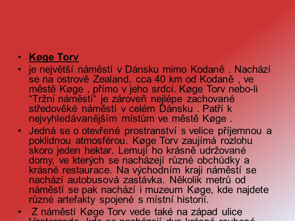 Køge Torv
