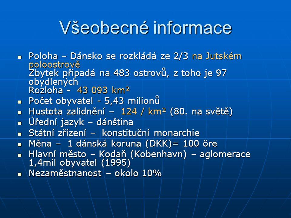 Všeobecné informace