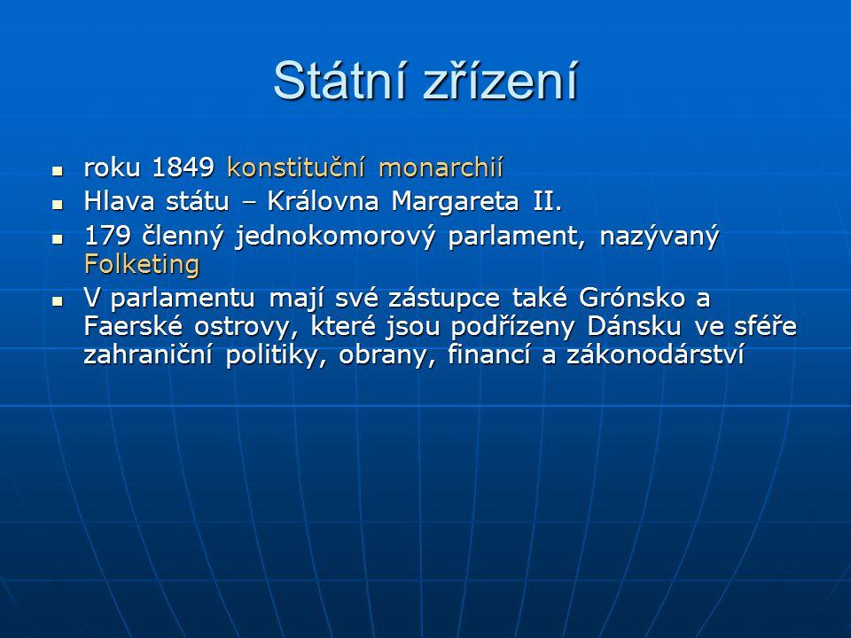 Státní zřízení roku 1849 konstituční monarchií