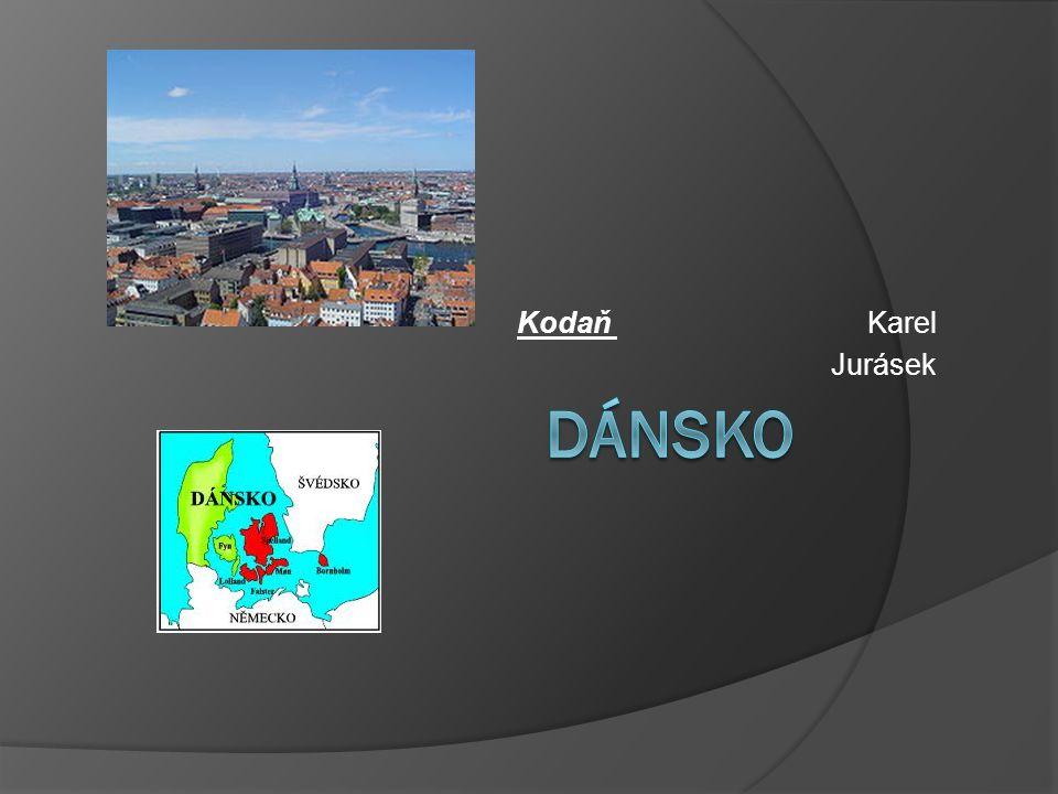 Kodaň Karel Jurásek DÁNSKO