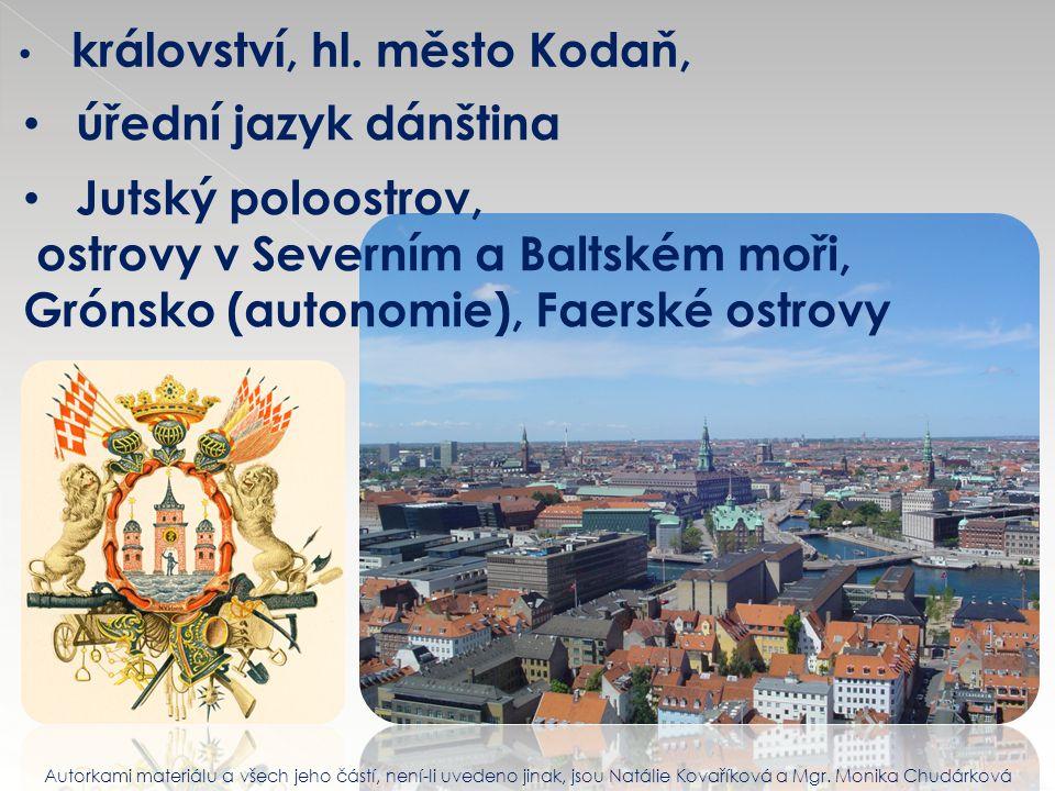 království, hl. město Kodaň,