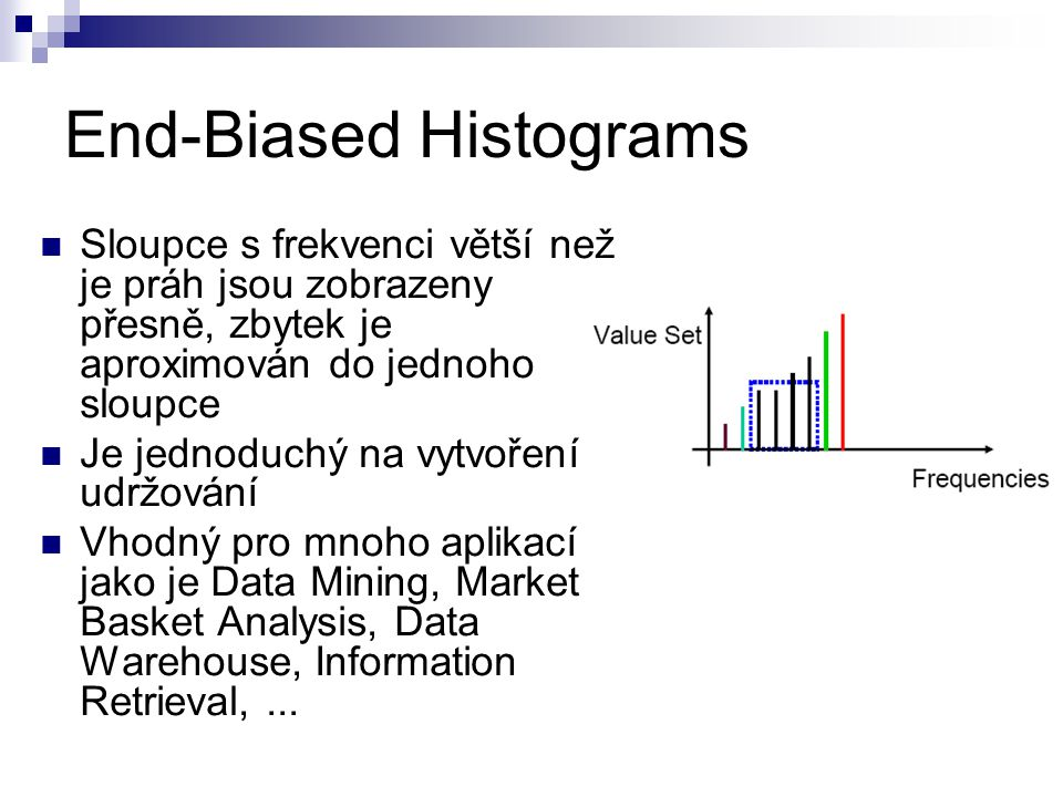 End-Biased Histograms