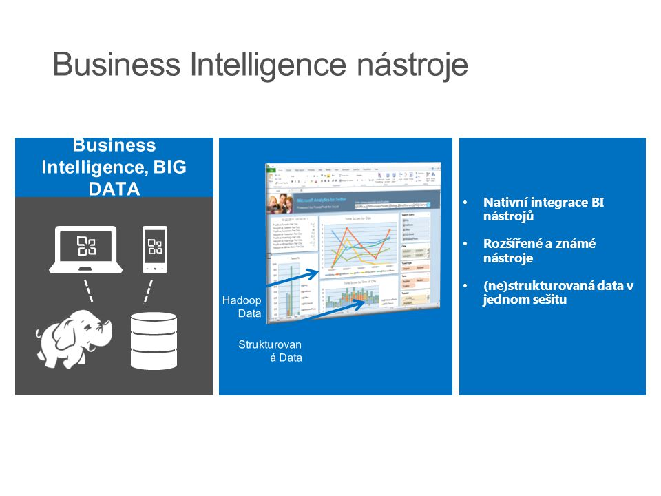 Business Intelligence, BIG DATA