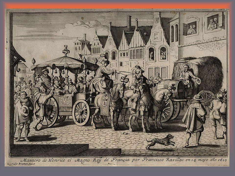 1598 – edikt nantský politická práva pro hugenoty, autonomie měst