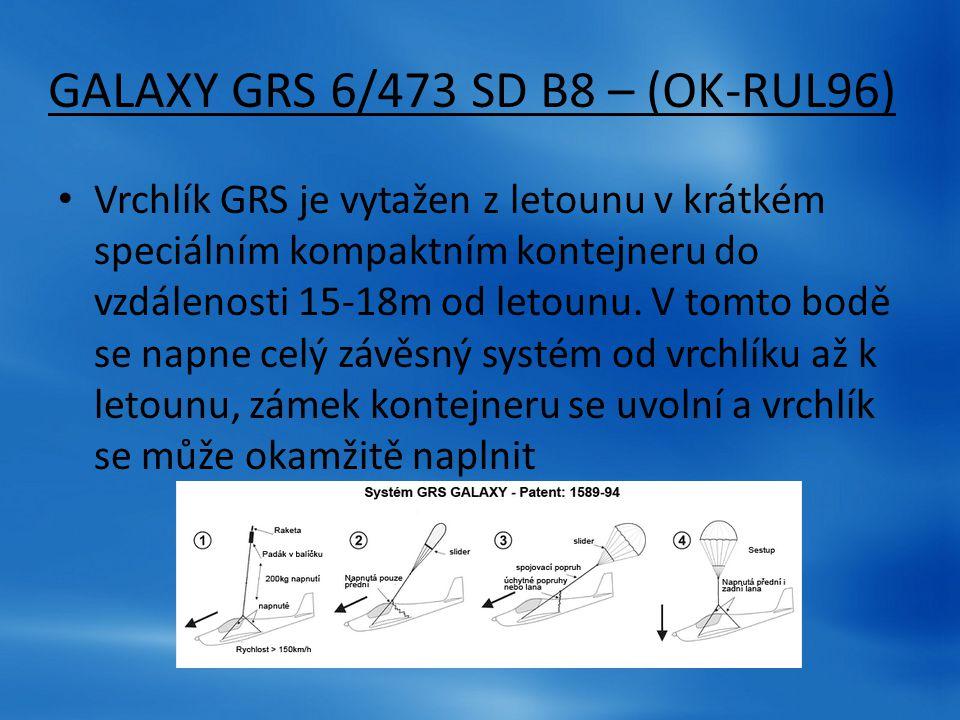 GALAXY GRS 6/473 SD B8 – (OK-RUL96)