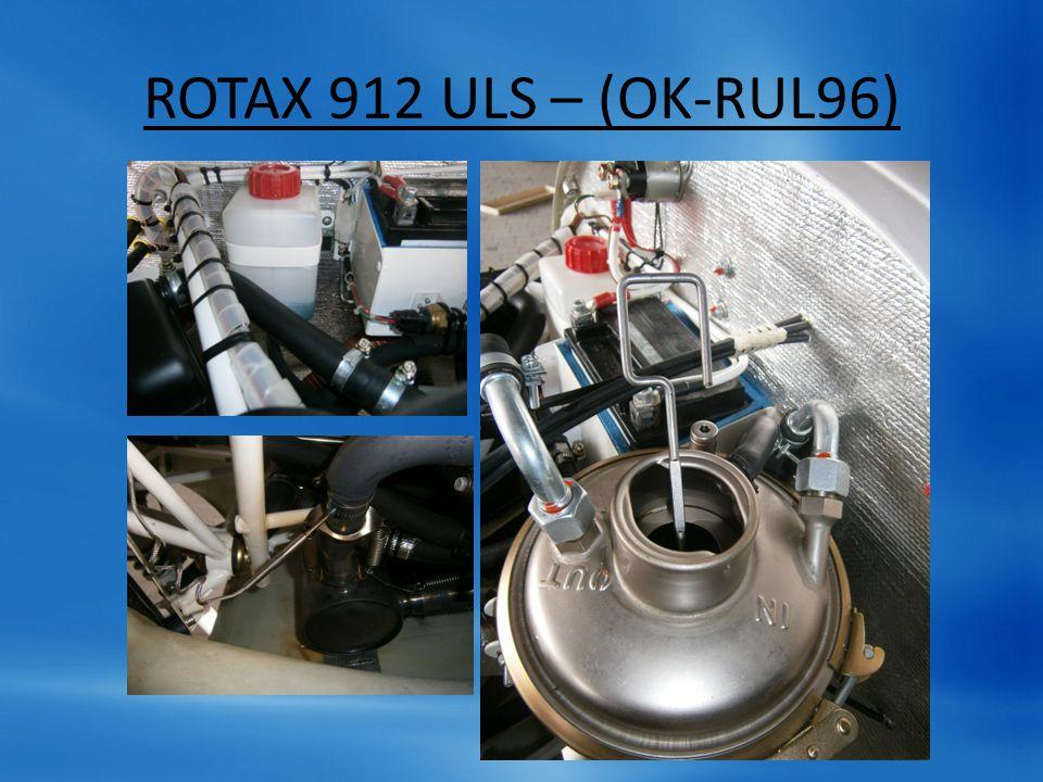 ROTAX 912 ULS – (OK-RUL96)