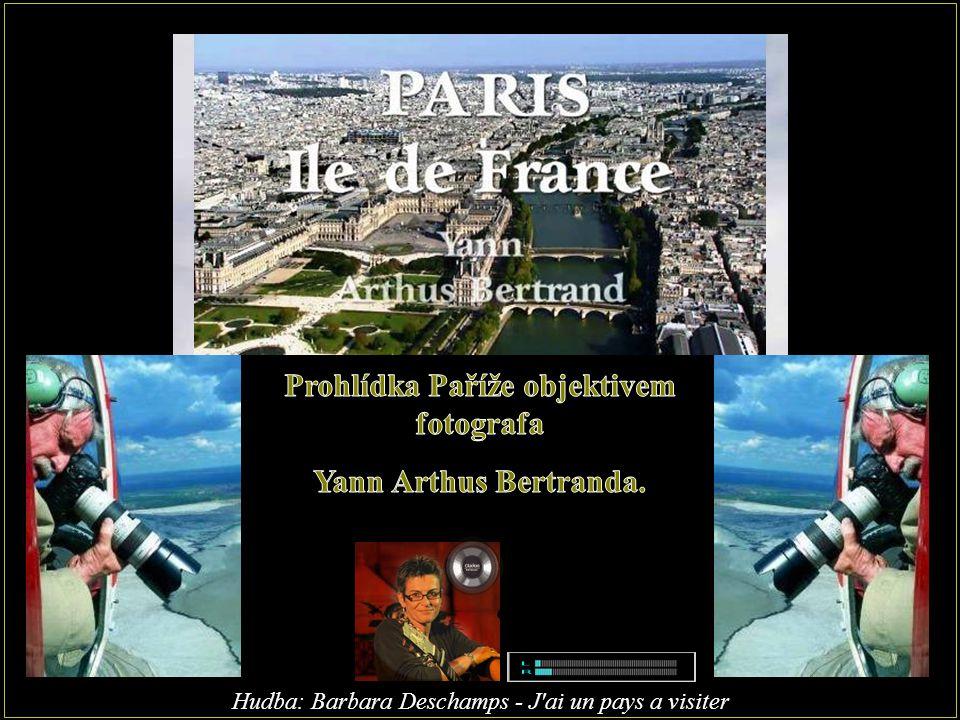 Prohlídka Paříže objektivem fotografa