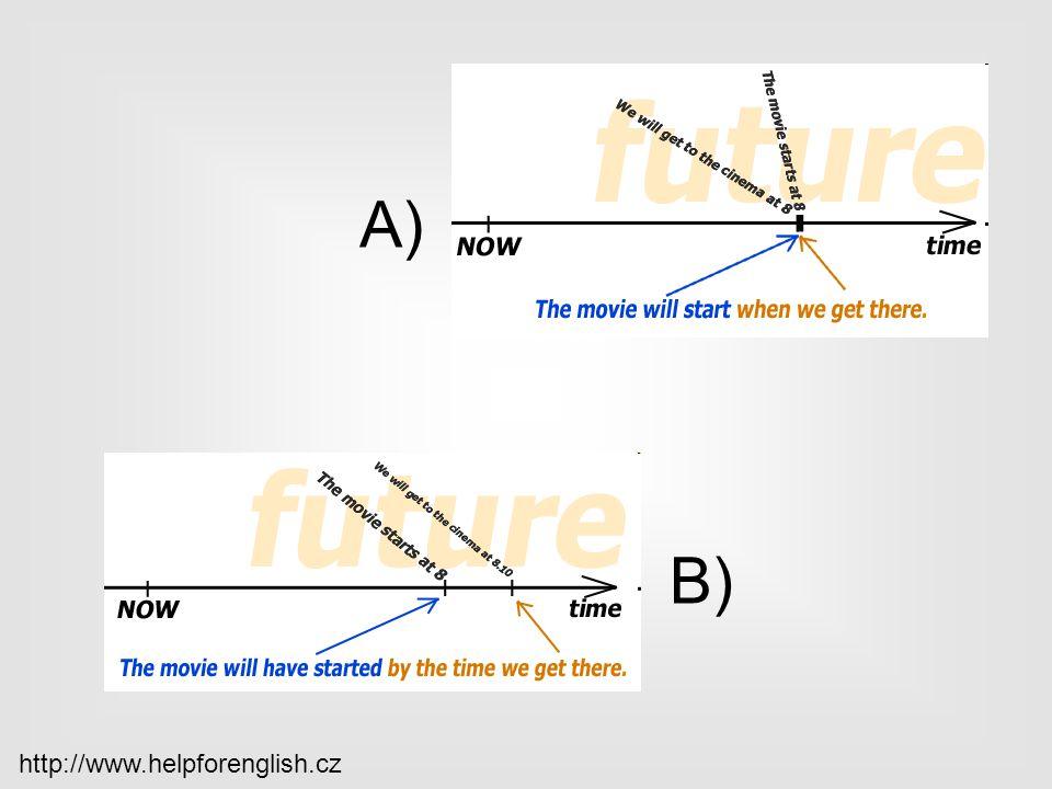 A) B) http://www.helpforenglish.cz