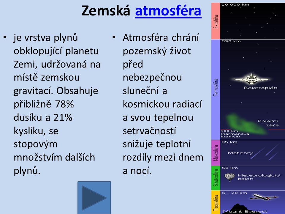 Zemská atmosféra