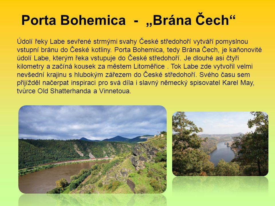 "Porta Bohemica - ""Brána Čech"