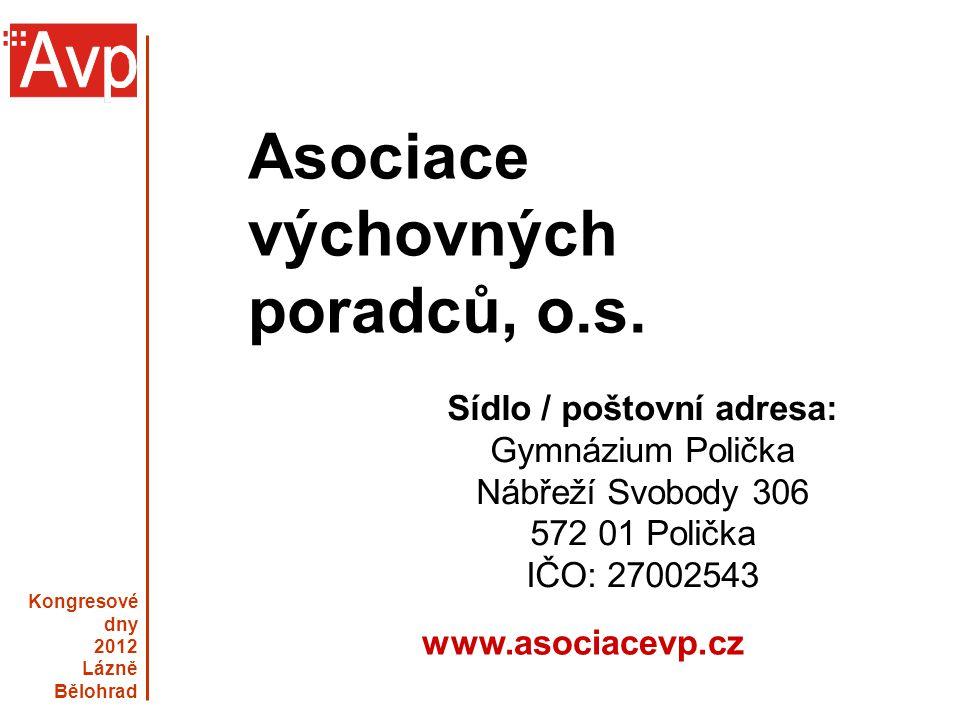 Asociace výchovných poradců, o.s.
