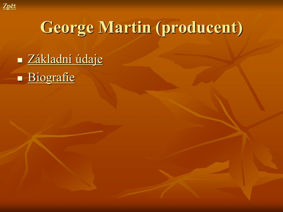 George Martin (producent)