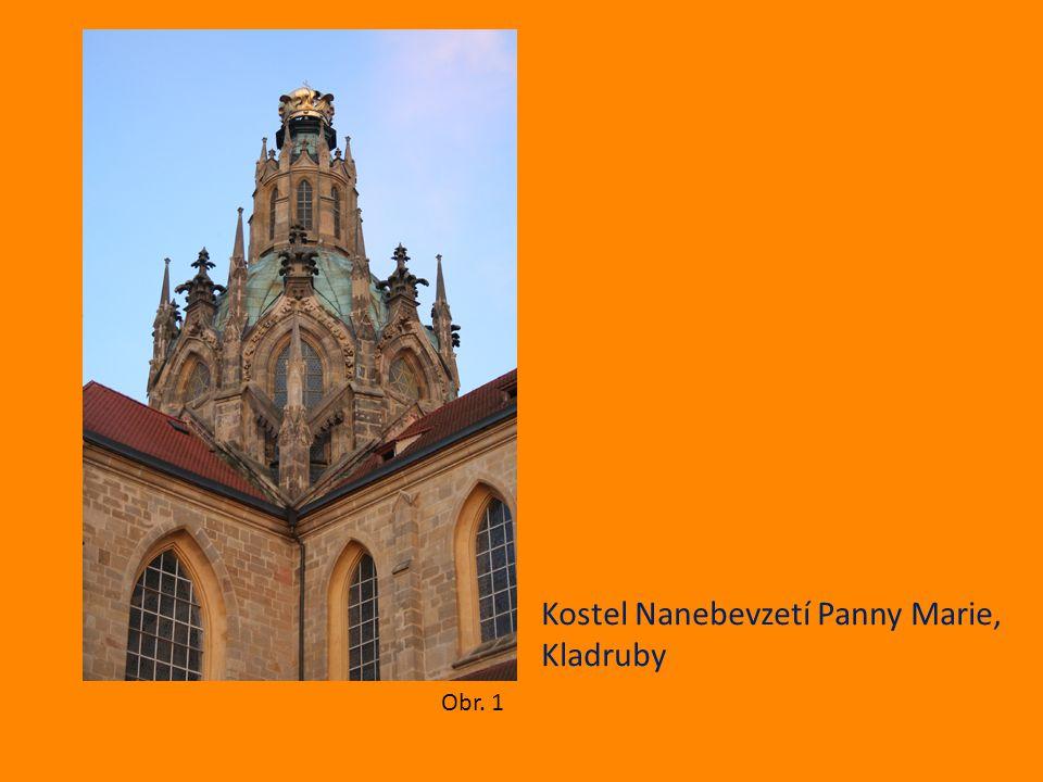 Kostel Nanebevzetí Panny Marie, Kladruby