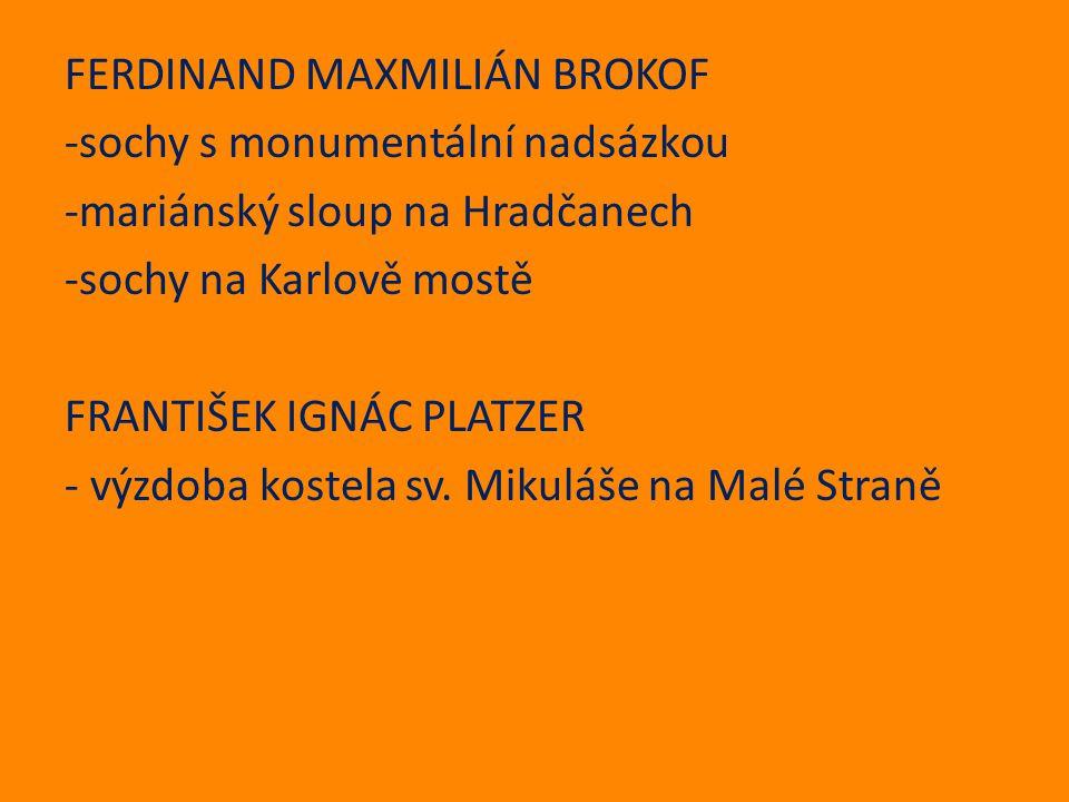 FERDINAND MAXMILIÁN BROKOF